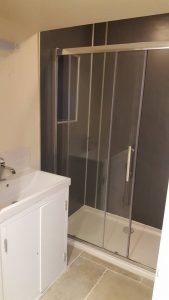Access to superb showering facilities.