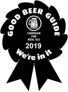 Good Beer Guide Logo 2019